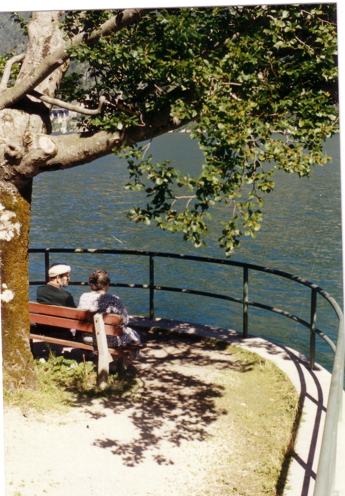 Photos de famille for Au jardin de ma grand mere